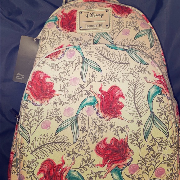 Loungefly Handbags - The Little Mermaid Loungefly Backpack